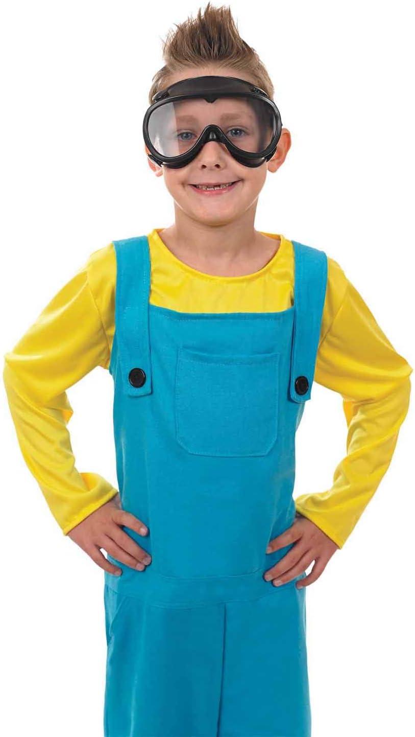 Fun Shack Azul Minion Disfraz para Niños y Niñas - S: Amazon.es ...
