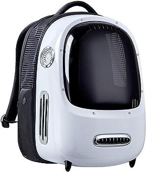 Petkit Ventilated Cat Backpack Carrier with Inbuilt Fan & Light