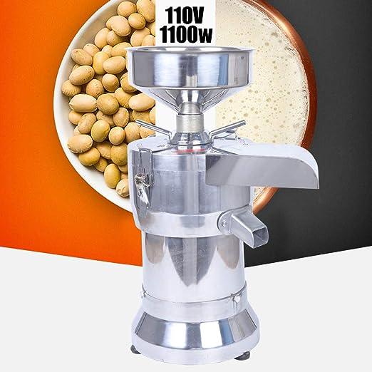 Soybean Grinding Machine Soymilk Machine Soy Bean Pulping Milk Machine 1100W