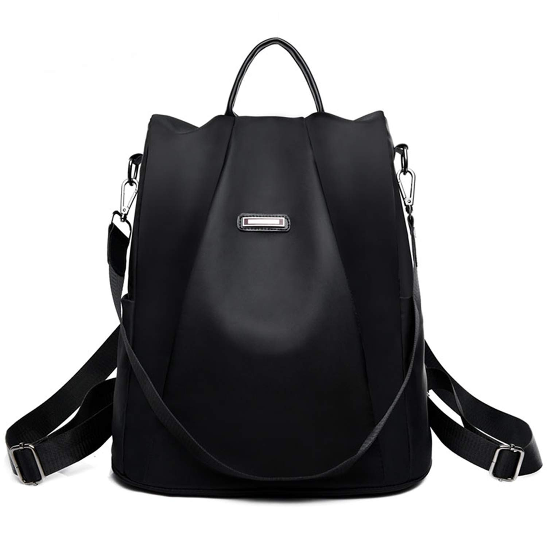 a54ee2dd478f Amazon.com  School Backpack for Teenage Girl Feminina Aancy Women Packsacks  Nylon Waterproof Casual Shoulder Bagpack Female  Computers   Accessories