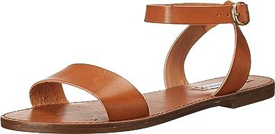 Steve Madden Women's Dairr Cognac Sandal