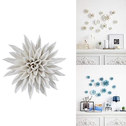 Amazoncom Alycaso Wall Decoration For Living Room Hang Ceramic