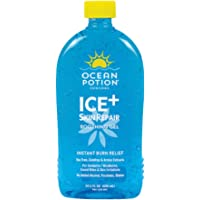 Ocean Potion Suncare Instant Burn Relief Ice 20.5 Fl Oz (605 Ml)