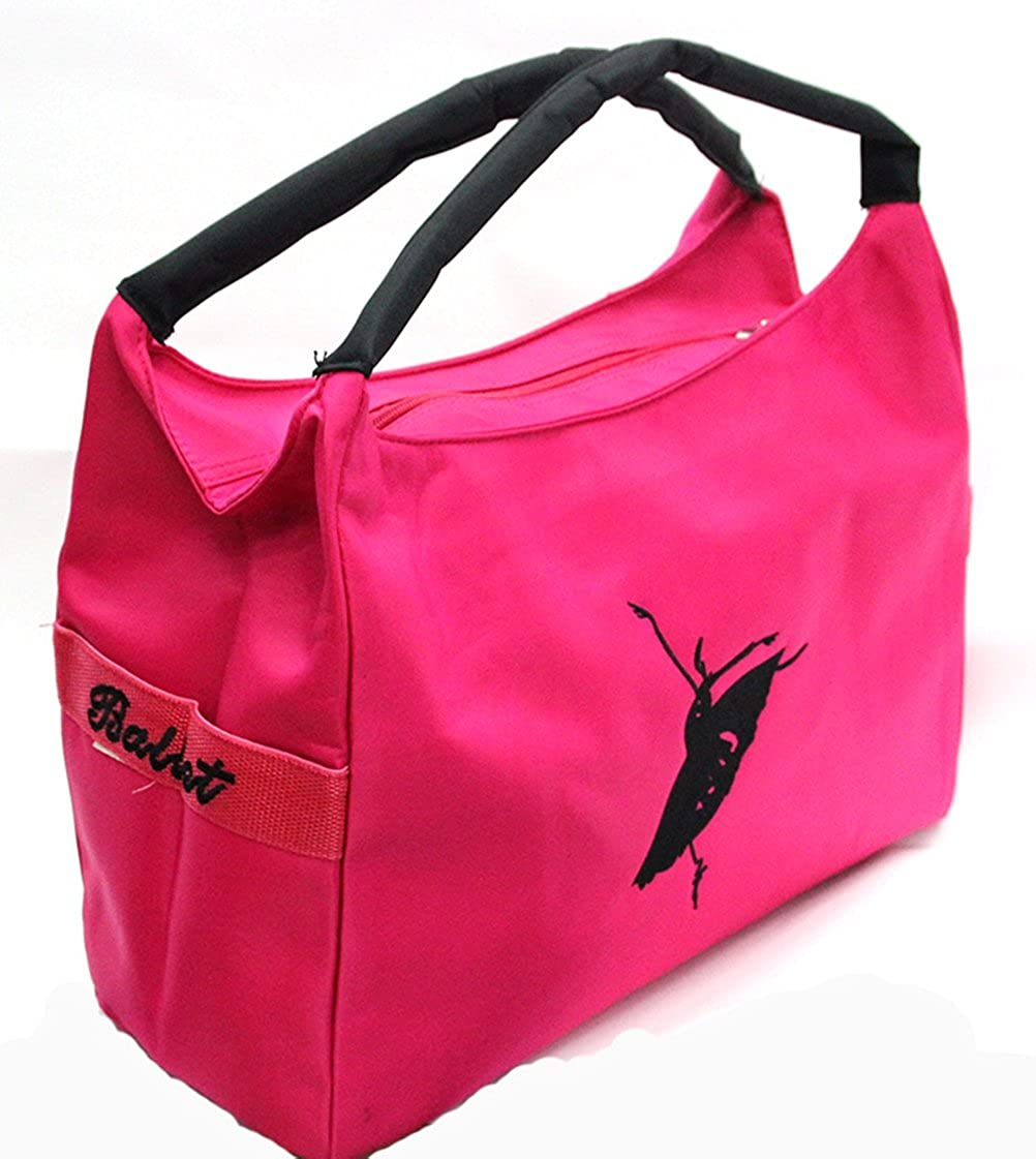 Girls Ballerina Ballet Dance Shoulder Bag Handbag