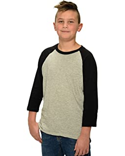 9d766a5c9 American Apparel Infant Poly-Cotton 3/4 Sleeve Raglan: Amazon.ca ...