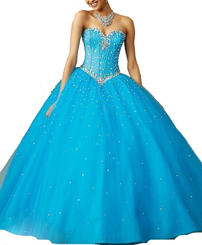 46d6cf119 Los 7 mejores vestidos con escote de corazón para quinceañeras con ...