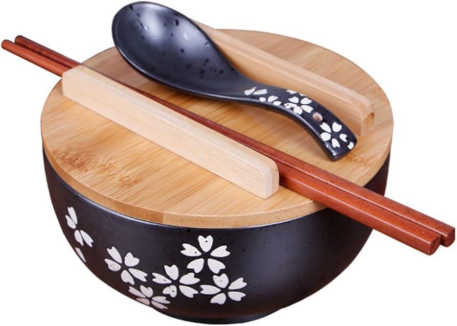Pasta Suppe /& Salat 14 St/ück Udon 2 x 1500 ml japanische gro/ße Sch/üssel Set f/ür Nudeln handgefertigt Pho Porzellan Ramensch/üssel mit Essst/äbchen und L/öffeln