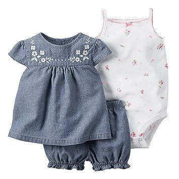 6bb6578036f25 ARAUS 赤ちゃん ロンパース 3点セット ノースリーブ 袖なし ショットパンツ 丸首 コスチューム衣装 カバーオール スカート
