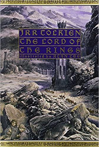 Lord of the Rings: Deluxe Illustrated Ed Lord of the Rings ...