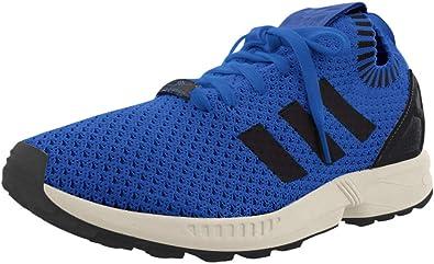 Verter Detenerse Golpe fuerte  Amazon.com   adidas Men's ZX Flux Primeknit Sneaker   Shoes