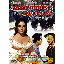 Raintree County, Region Free DVD (1957, Region 1,2,3,4,5,6 Compatible) by Montgomery Clift