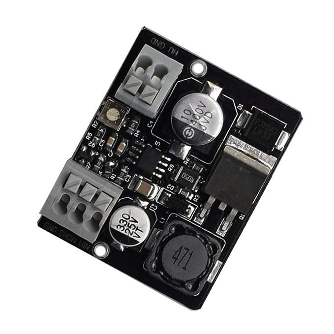 5 St/ücke M5 x 120mm 304 Edelstahl volle Gewindestange Bar Stab Hardware DE