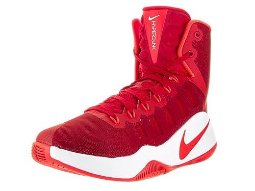 lowest price 6a66d 72d1a Nike Mens Hyperdunk 2016 Basketball Shoes, Rojo (University RedBright  Crimson-White