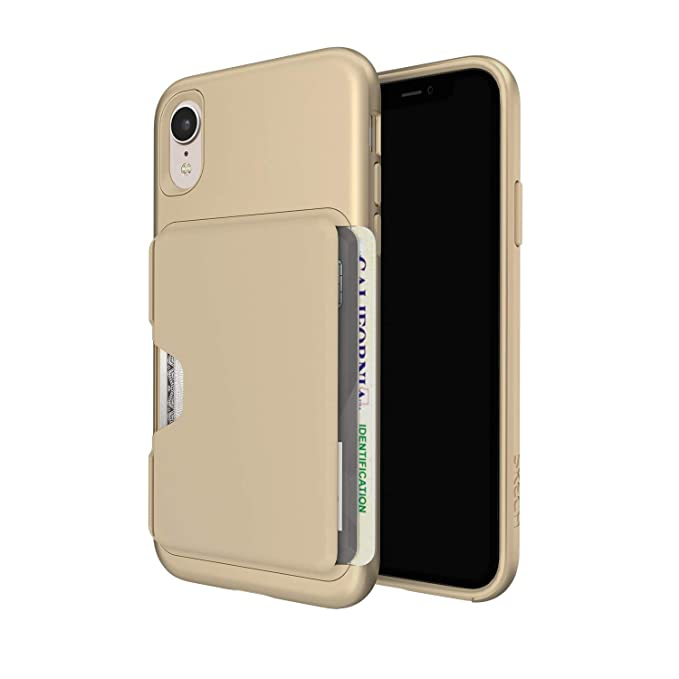 79737d3f793776 Image Unavailable. Image not available for. Color  Skech Cache Compact  Protective Wallet Case for Apple ...