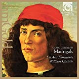Gesualdo: Madrigals