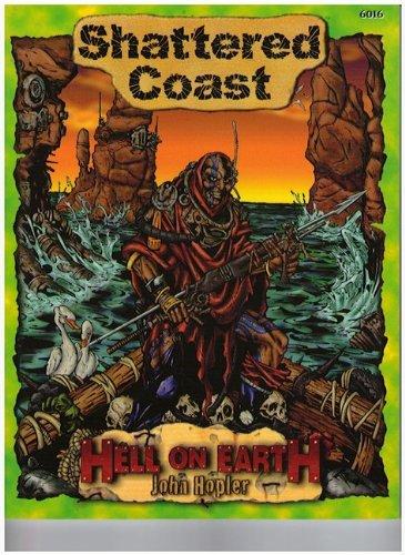Shattered Coast (Deadlands: Hell on Earth, PEG6016)