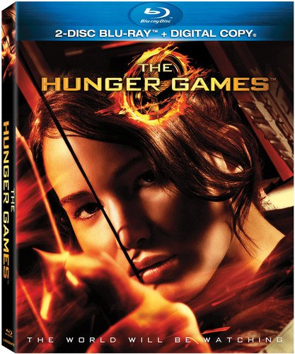 The Hunger Games (Blu-ray + Digital Copy) [Blu-ray] -