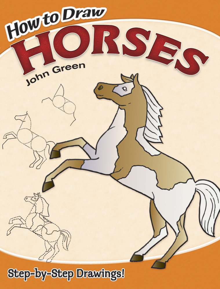 How to Draw Horses (Dover How to Draw) PDF