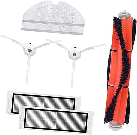 B Baosity 7 Unids Accesorios Originales Robot Aspirador para Aspiradora Mi con ABS y Material de Elastómero Termoplástico: Amazon.es: Hogar