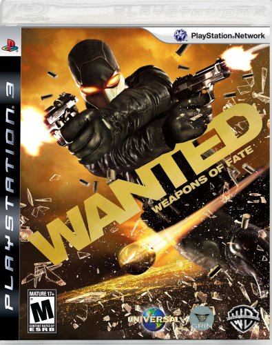 Wanted: Weapons of Fate [PlayStation 3]