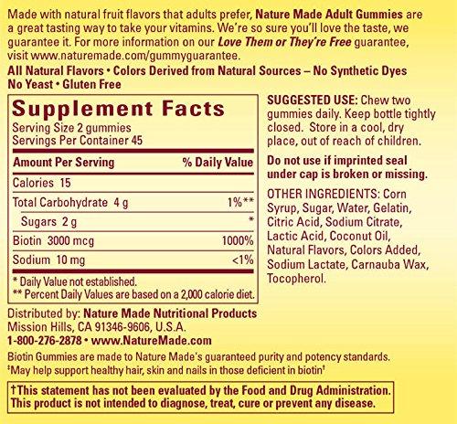 Buy biotin gummies