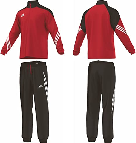 adidas D82936, Chándal de fútbol para hombre, color rojo, talla ...