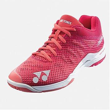 f408c75ecdc Yonex Power Cushion Aerus 3 Womens Indoor Court Shoe (Rose) (6)