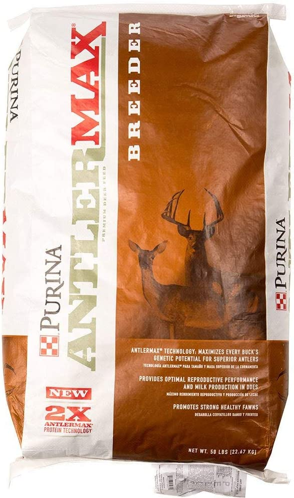 Purina Animal Nutrition AntlerMax Breeder Professional 16
