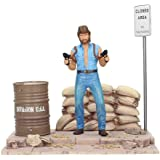 Movie Icons: Invasion USA Matt Hunter Figure with Diorama