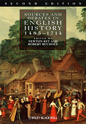 Sources and Debates in English History, 1485 - 1714 (Best Debates In English)