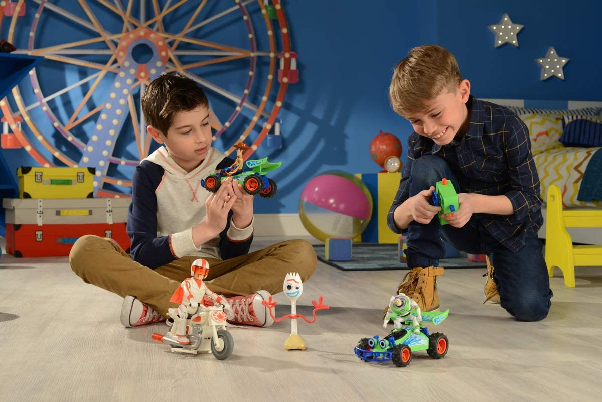 Disney Toy Story 4 Pixar 4-Forky-Remote Control Toy