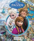 Disney Frozen Look and Find Hardcover Book 9781450859445