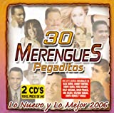 30 Merengues Pegaditos Lo Nuevo Y Lo Mejor 2006