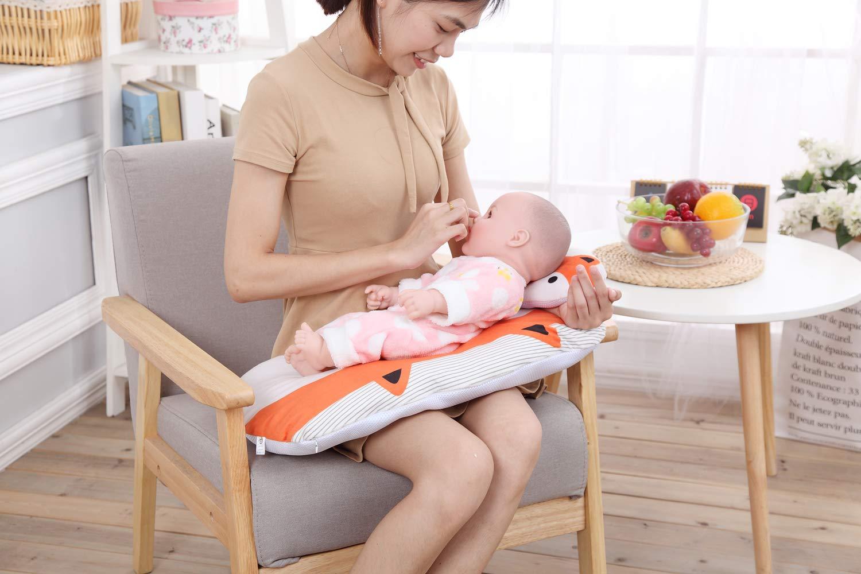 Amazon.com: Almohada de lactancia materna multifunción para ...