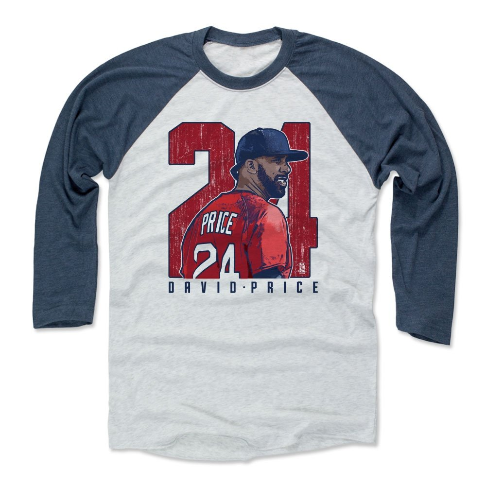 673c59326 David Price apparel and accessories are custom and made-to-order, please  allow up to 7 business days for shipping. Thank you! Boston Baseball Fan  Gear and ...