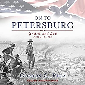 On to Petersburg Audiobook