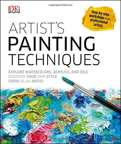 Artists Painting Techniques DK product image