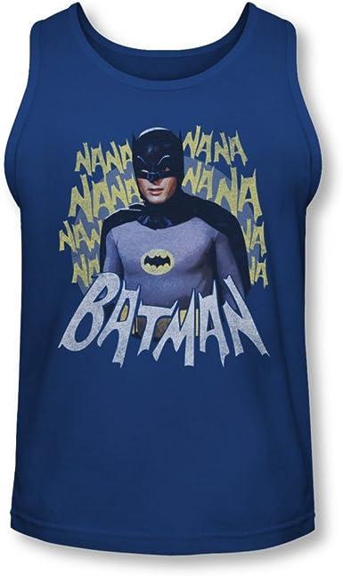 Batman Classic Tv Na Na Na Adult Tank Top
