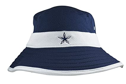 Image Unavailable. Image not available for. Color  New Era Men s NFL Dallas  Cowboys 2015 Training Camp Bucket Hat ... f0d7a9f49