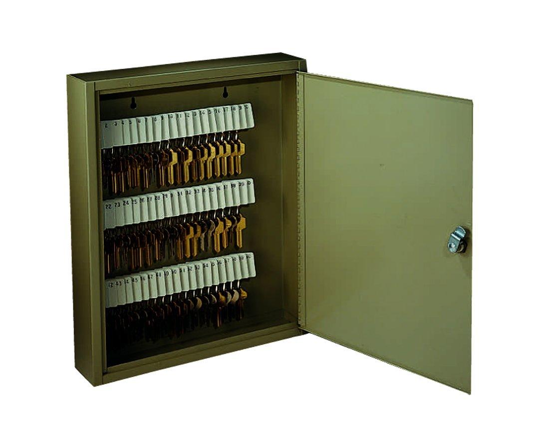 Brady 99021 Heavy-Duty Steel, 20-1/2'' Height, 16-1/2'' Width, 4-1/8'' Depth 240-Key Cabinet