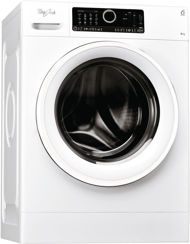 Whirlpool FSCR 90412 Independiente Carga frontal 9kg 1400RPM A+++ ...