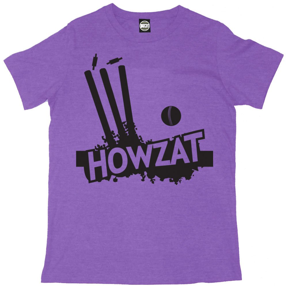 Funny Kids Howzat Cricket Childrens T-Shirt Ashes