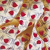 Chocolate Transfer Sheet: Double Coeurs Design. 17 sheets per pack. Each Sheet 16'' x 10''
