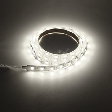 4.5v Battery Operated 50cm Rgb Led Strip Light Waterproof Craft Hobby Light Consumers First Batteries Power Source