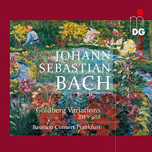 Bach: Goldberg Variations, BWV 988 (Arranged for Basson Consort)