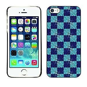 PatternViking PC Polycarbonate Aluminium Back Case Cover Apple iPhone 5 / 5S ( amazing pattern )