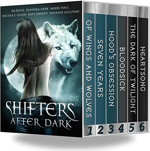 Shifters After Dark Box Set: (6-Book Bundle)