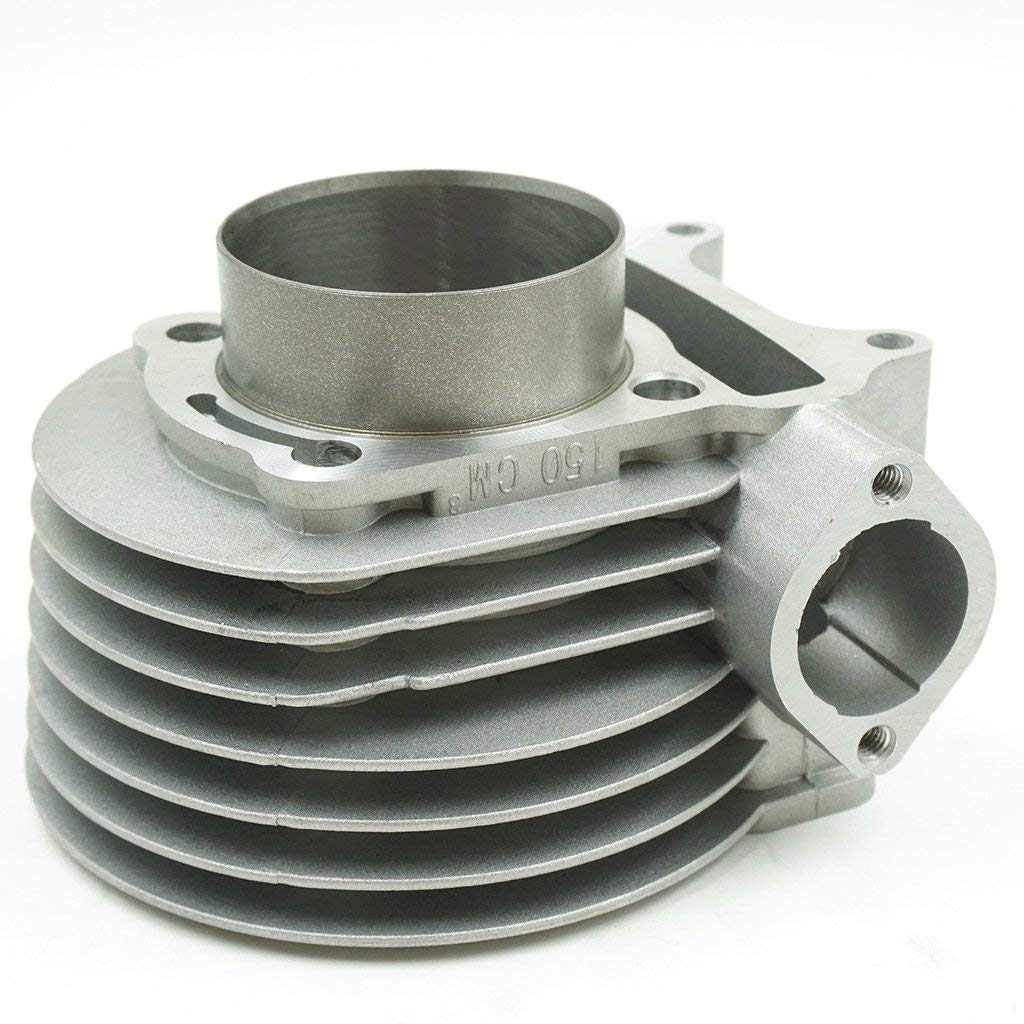 CYLINDER REBUILD KIT compatible With YERF DOG SPIDERBOX GX150 150CC GO KART ENGINE