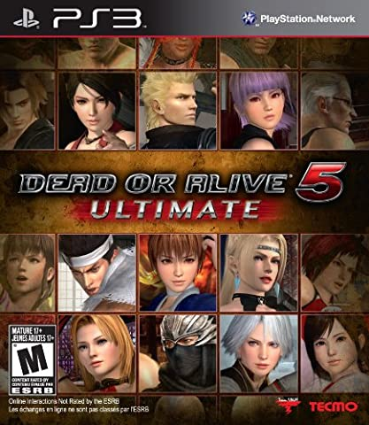 Dead or Alive 5 Ultimate - PS3 (Dead Drum Player)