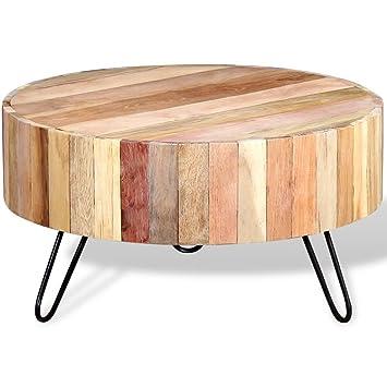 Luckyfu Mesa de Muebles de diseño Moderno, mesas de Centro de ...